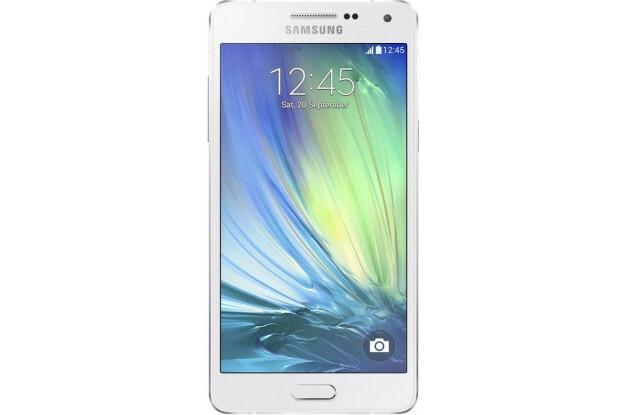 Galaxy A5 render