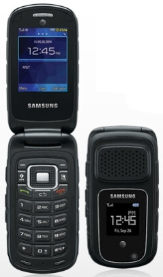 Flip phones aren't dead yet: meet the Samsung Rugby 4, launching on AT&T this week