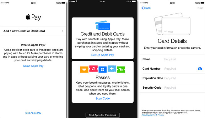 Screenshots from iOS 8.1 beta 2 clearly shows instructions on how to use Apple Pay - Screenshots from iOS 8.1 beta 2 confirm Apple Pay is coming on iOS 8.1