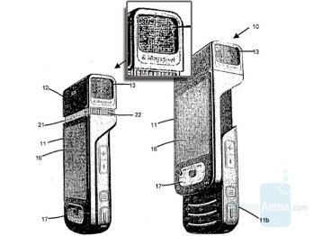 Nokia Patent Application