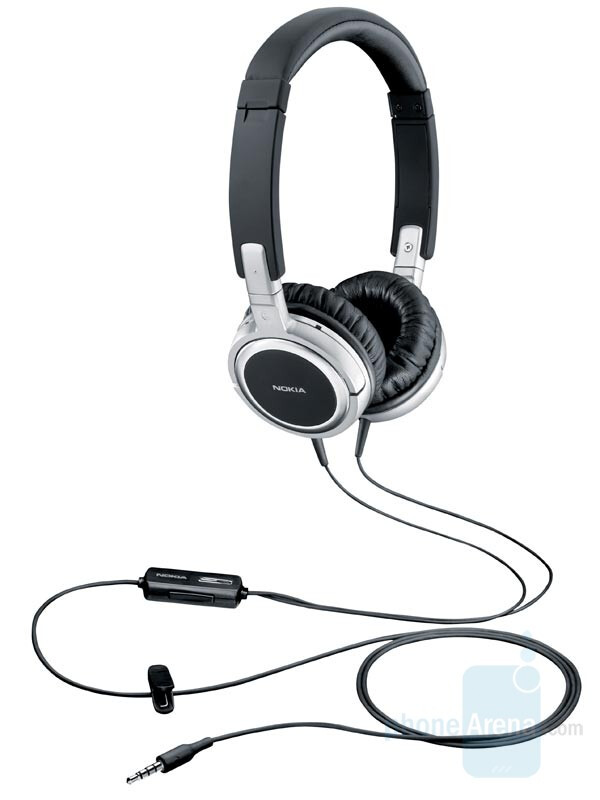 WH-600 - Featured Nokia Stereo Headphones - Nokia presents new stereo headsets including tunes