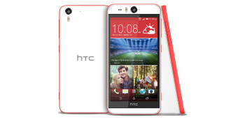 HTC unveils the Desire EYE, a selfie-centric high-end smartphone with a 13MP camera at its front