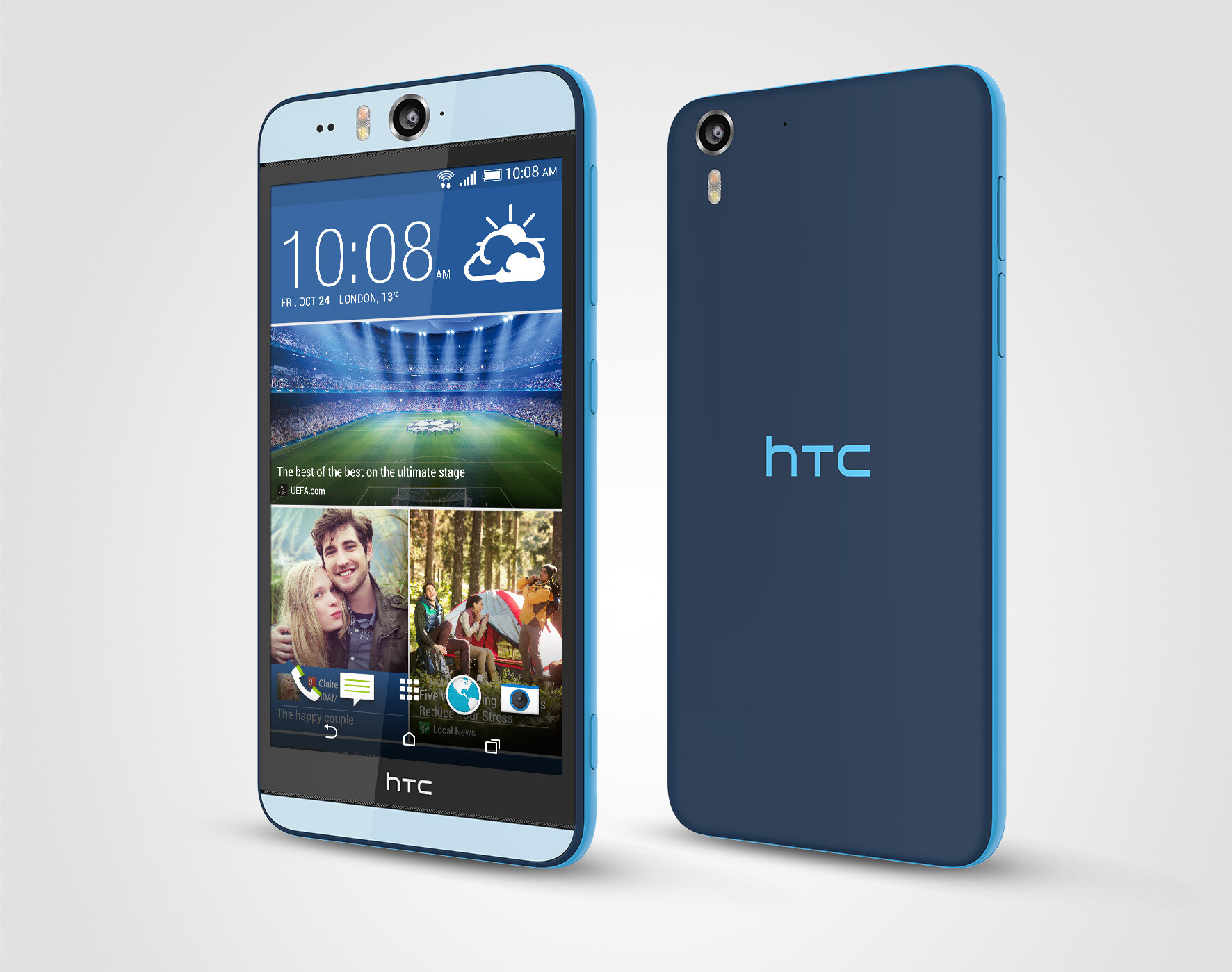 HTC unveils the Desire EYE, a selfie-centric high-end ...