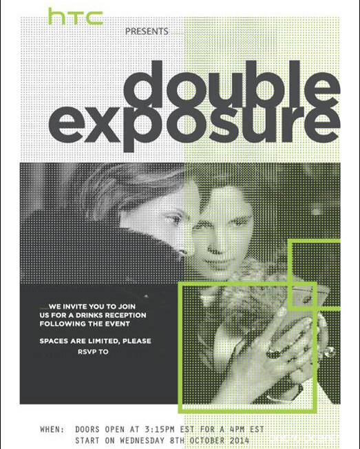 """Watch today's HTC """"Double Exposure"""" event livestream here"""