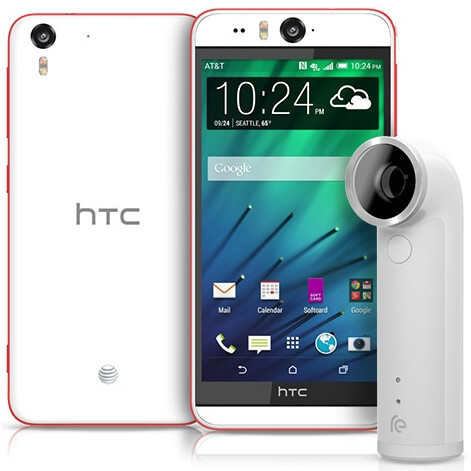 HTC Desire EYE and HTC RE camera will be launched by AT&T this holiday season