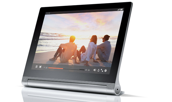 Lenovo unveils the Yoga Tablet 2, comes in two sizes and with either Android or Windows aboard