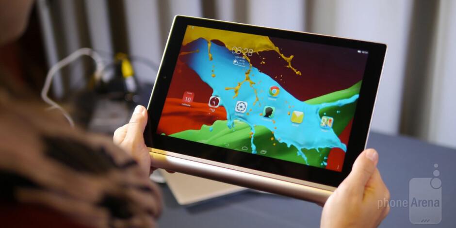 Lenovo YOGA Tablet 2 (10-inch) hands-on