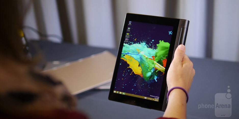Lenovo YOGA Tablet 2 with Windows (8-inch) hands-on