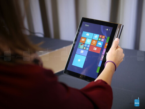 Lenovo YOGA Tablet 2 with Windows (10-inch) hands-on ...