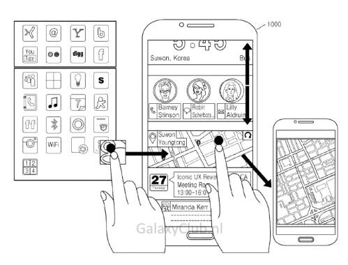 Samsung's Iconic UX