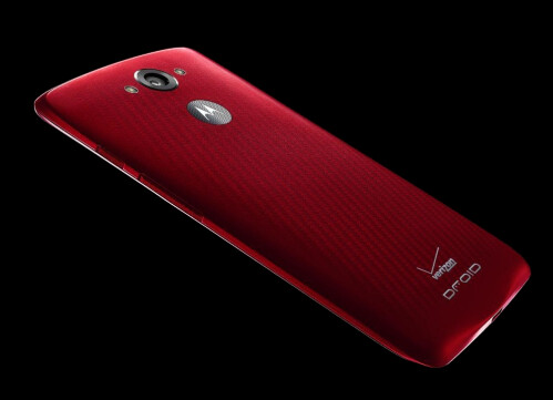 Official Motorola DROID Turbo photo apparently posted by DroidLanding