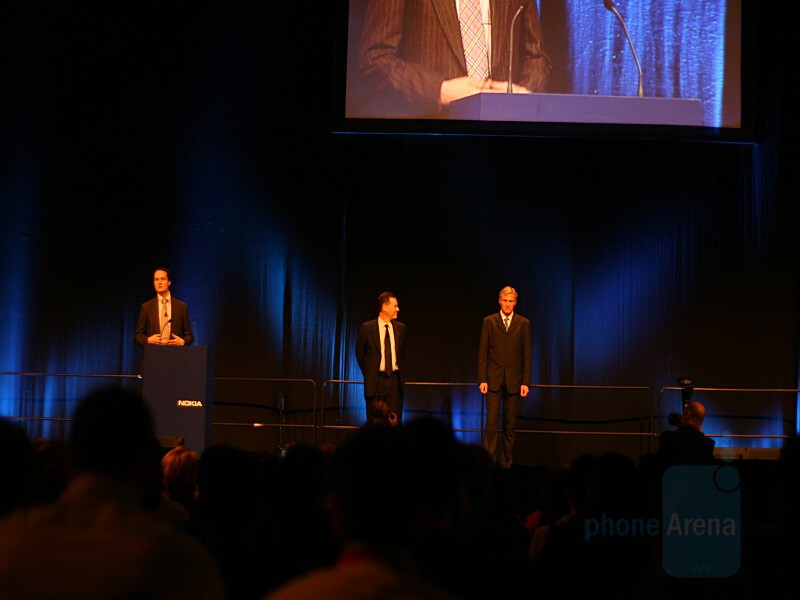 Nokia World 2007 - Live Report