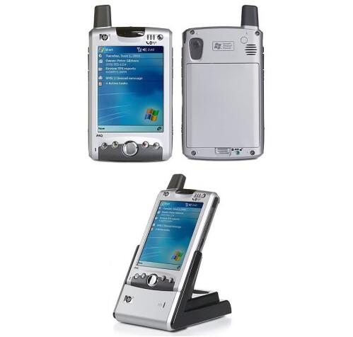 HP iPAQ h6300 series