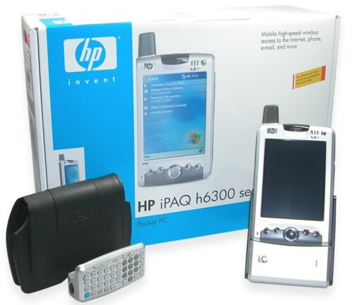 HP iPAQ h6300 series
