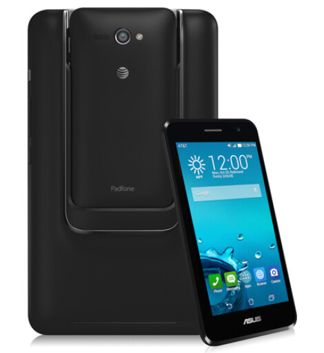 Asus Padfone X mini is coming to AT&T on October 24th - Asus Padfone X mini coming to AT&T on October 24th, with Intel inside