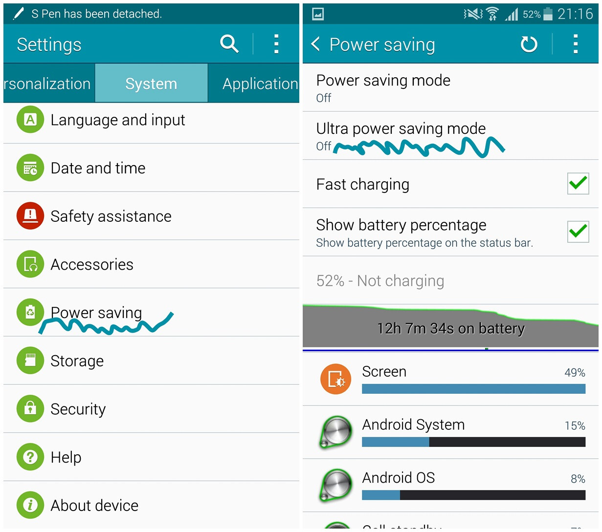 samsung note 4 how to change home page