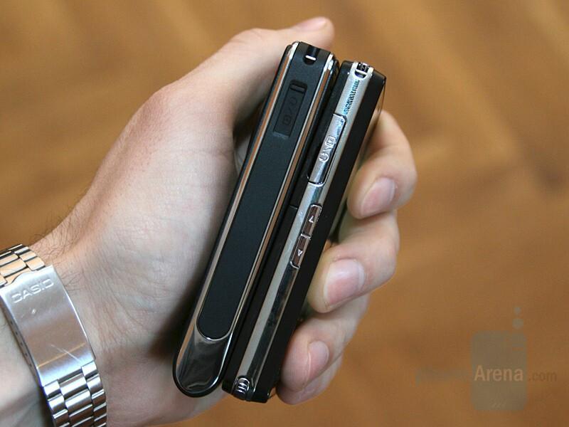 LG Viewty and LG KS20 - Hands-on with LG KS20