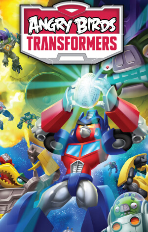 Angry Birds Transformers is out on iOS, an Autobirds-Deceptihogs conflict with a twist (and no Michael Bay aboard)