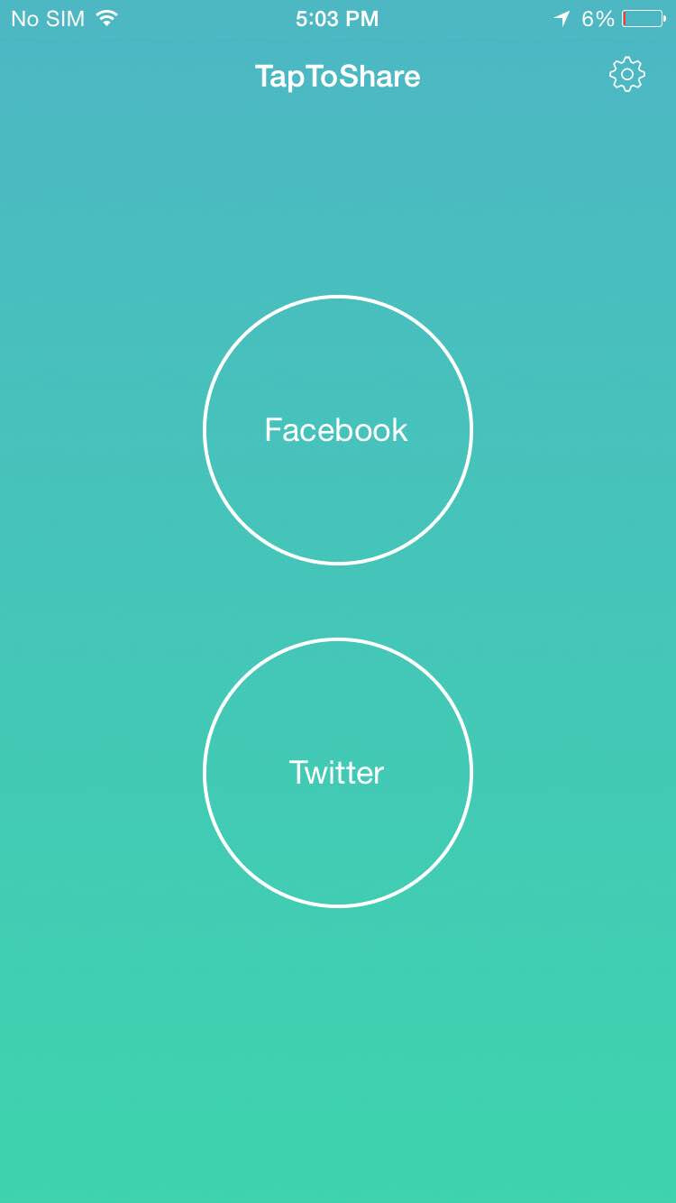 How to post statuses and tweets straight from your iOS notification center