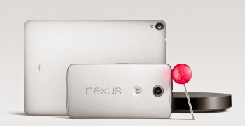 Nexus 6 officially unveiled: Google's first phablet