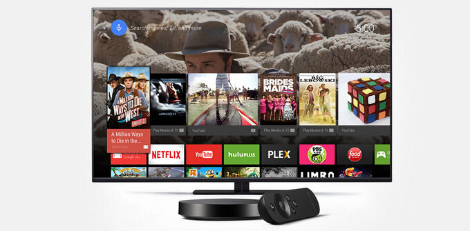 Google announces Nexus Player – an Android based media player and game console