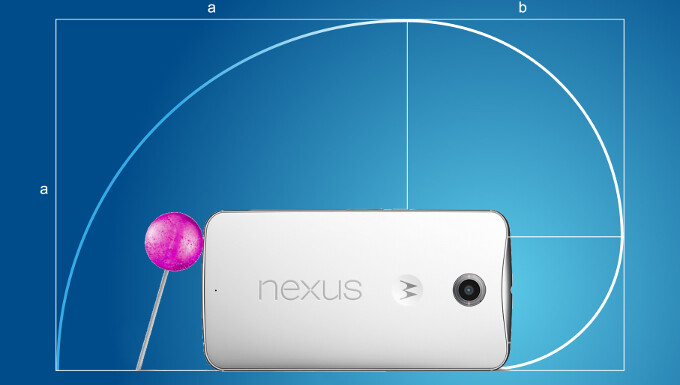Google Nexus 6 size comparison: the new Android gladiator faces its rivals