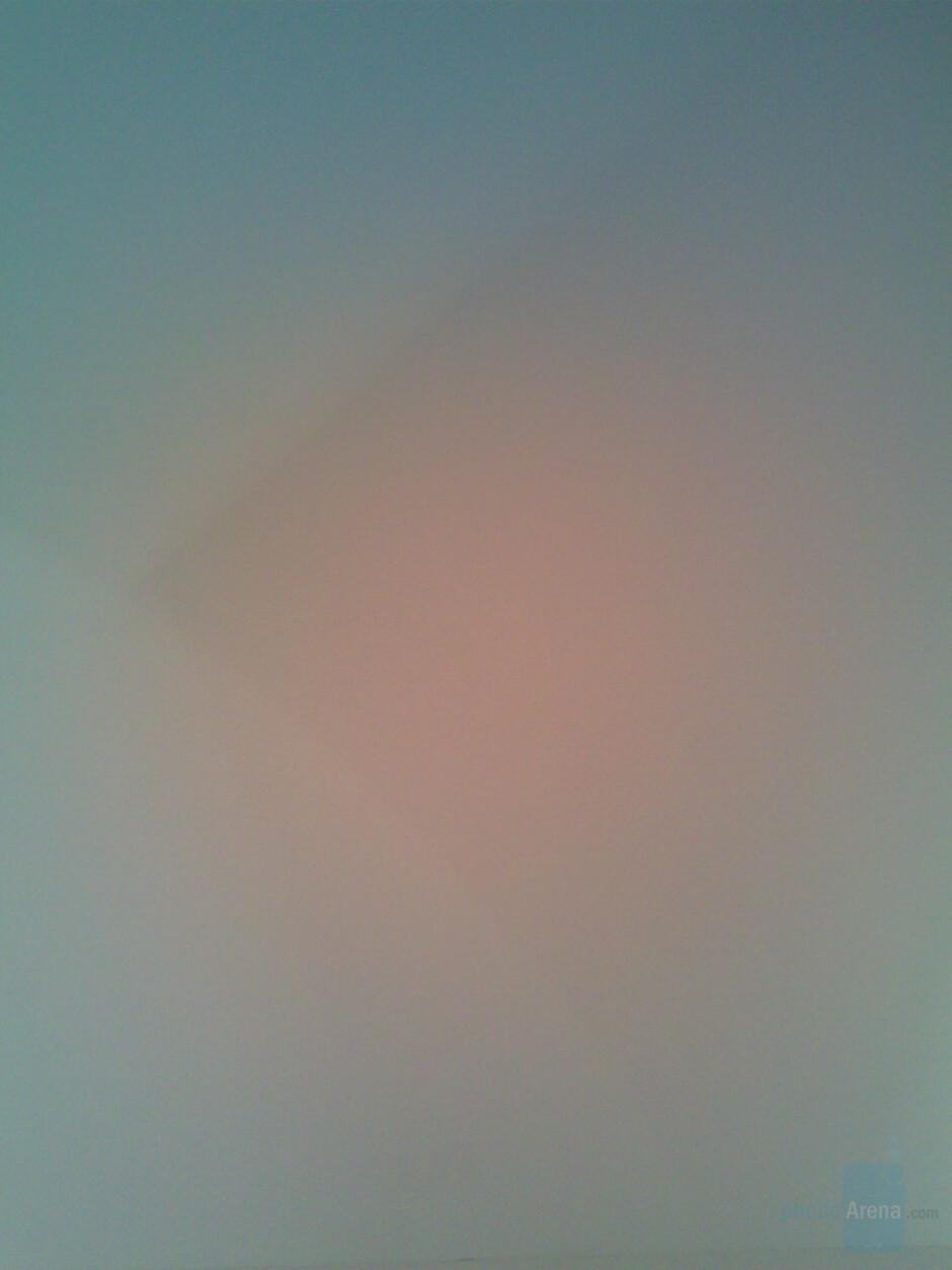 Nokia 7900 Prism camera defect