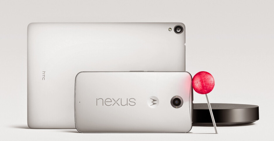 The new, 2014 Nexus family - 2014 Nexus 6, Nexus 9, Nexus Player, and Android 5.0 Lollipop: all you need to know