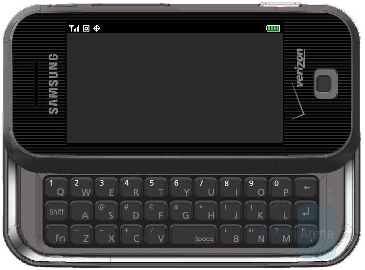 Samsung U940 approved by FCC