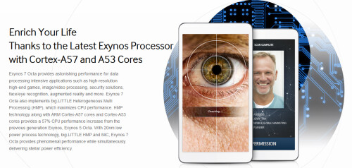 Samsung introduces the Exynos 7 Octa