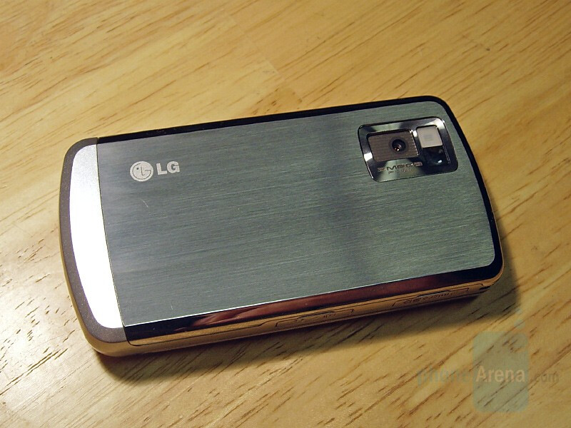 Hands-on with LG Shine AT&T