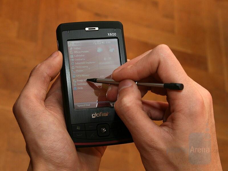 Eten X600 - Hands-on with Eten X800 and X600