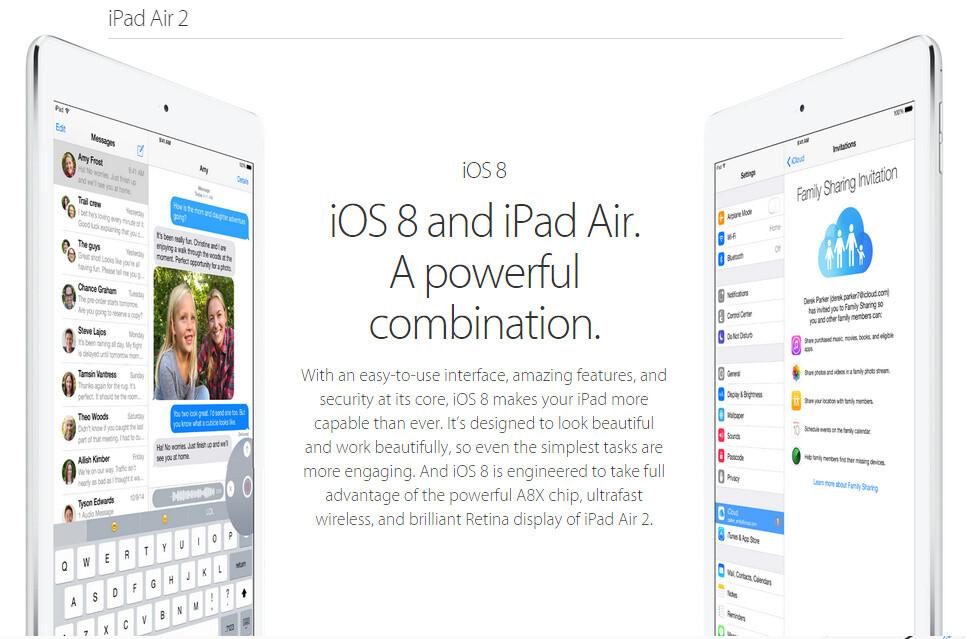 apple ipad air 2 manual
