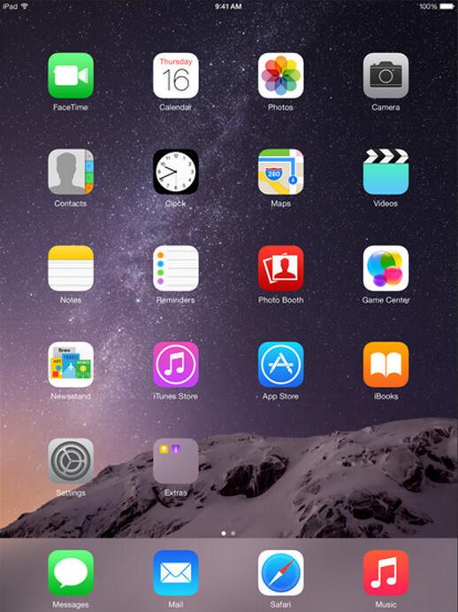 iOS 8.1 on iPad Air 2 vs Android 4.4.2 on Galaxy Tab S 10.5 - iPad Air 2 vs Samsung Galaxy Tab S 10.5: in-depth specs comparison