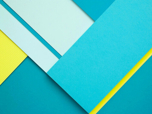 First Android 5.0 Lollipop wallpapers