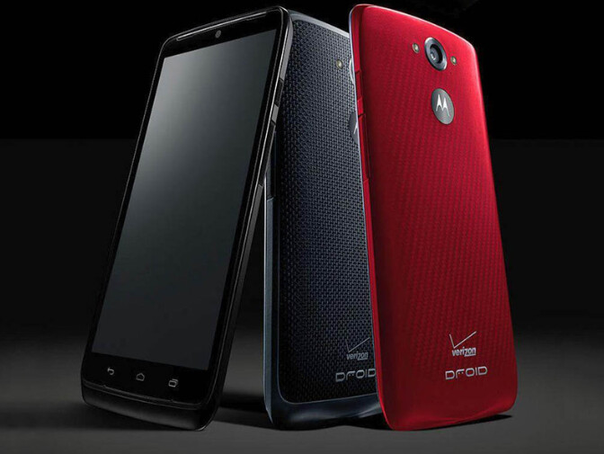 Press shot of the Motorola DROID Turbo - Here is a press shot of the drool-producing Motorola DROID Turbo (UPDATE: More pictures added)