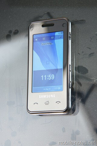 F490 and P720 - Samsung preparing two new touch-screen phones