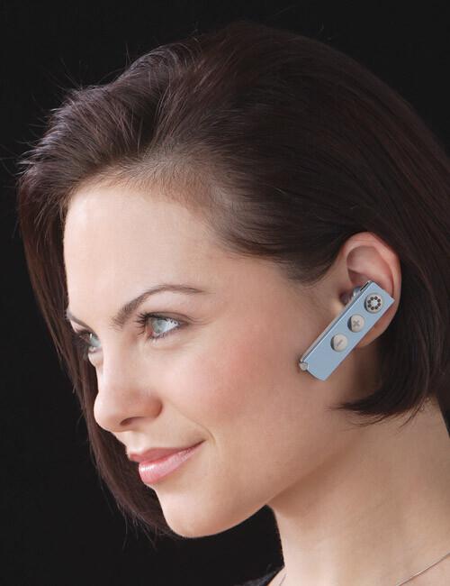 Zivio Bluetooth headset by Joby