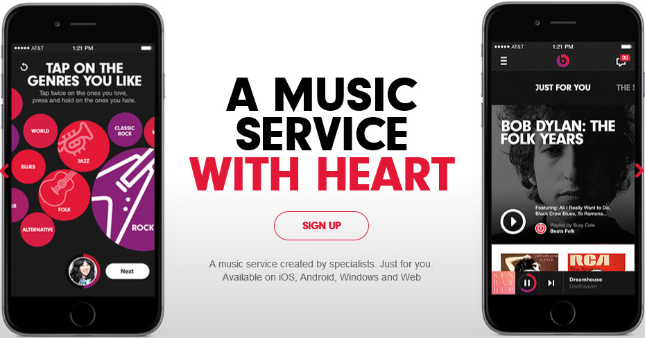Apple seeks to cut the price of Beats Music to $4.99 - Apple seeks to cut Beats Music monthly subscription rate in half