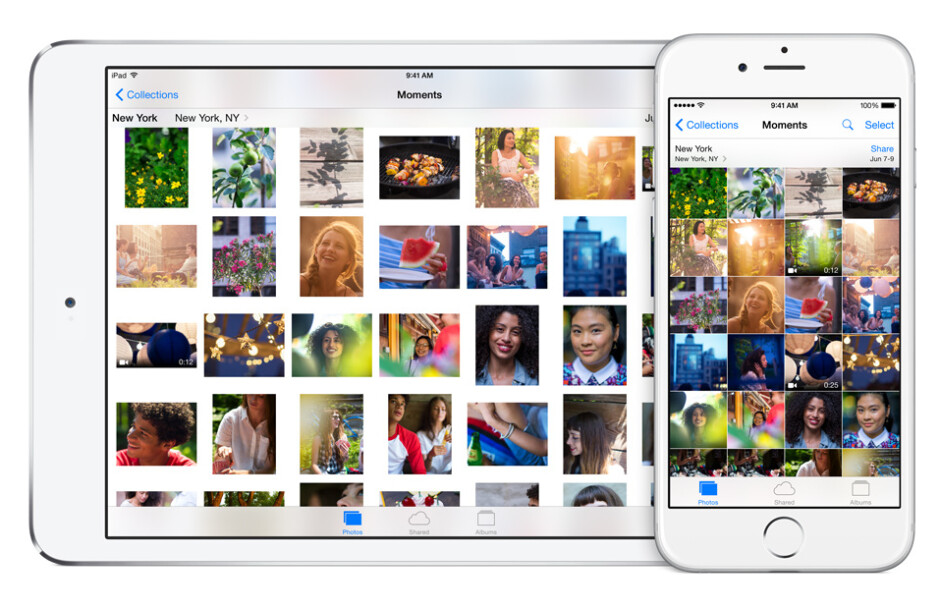 iOS 8.1 is available now, brings back the camera roll and enables Apple Pay