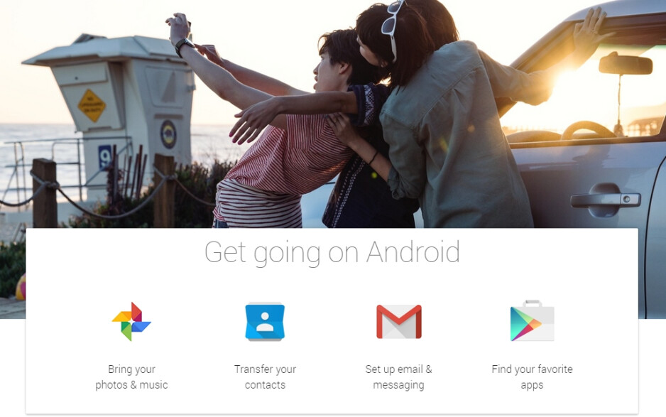 Want to switch from iOS to Android? There's an official guide for that (from Google)