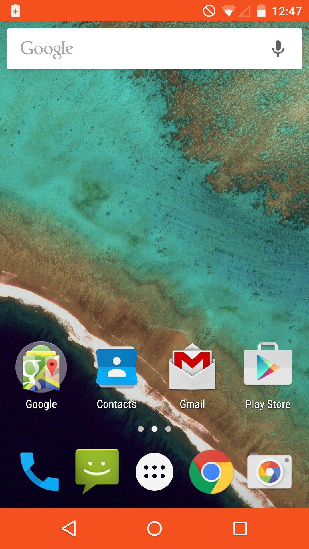 10 subtle android lollipop interface features that make life easier orange bars when power saver is on biocorpaavc