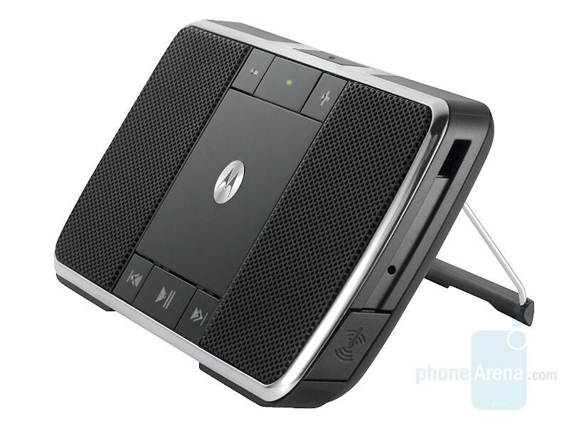Motorola EQ5 - Motorola announced a slew of music accessories