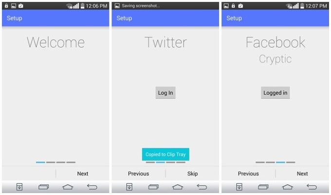 How to schedule messages and social network posts with Schemes for Android