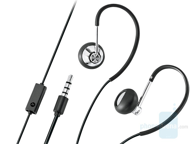 Motorola EH50 - Motorola announced a slew of music accessories