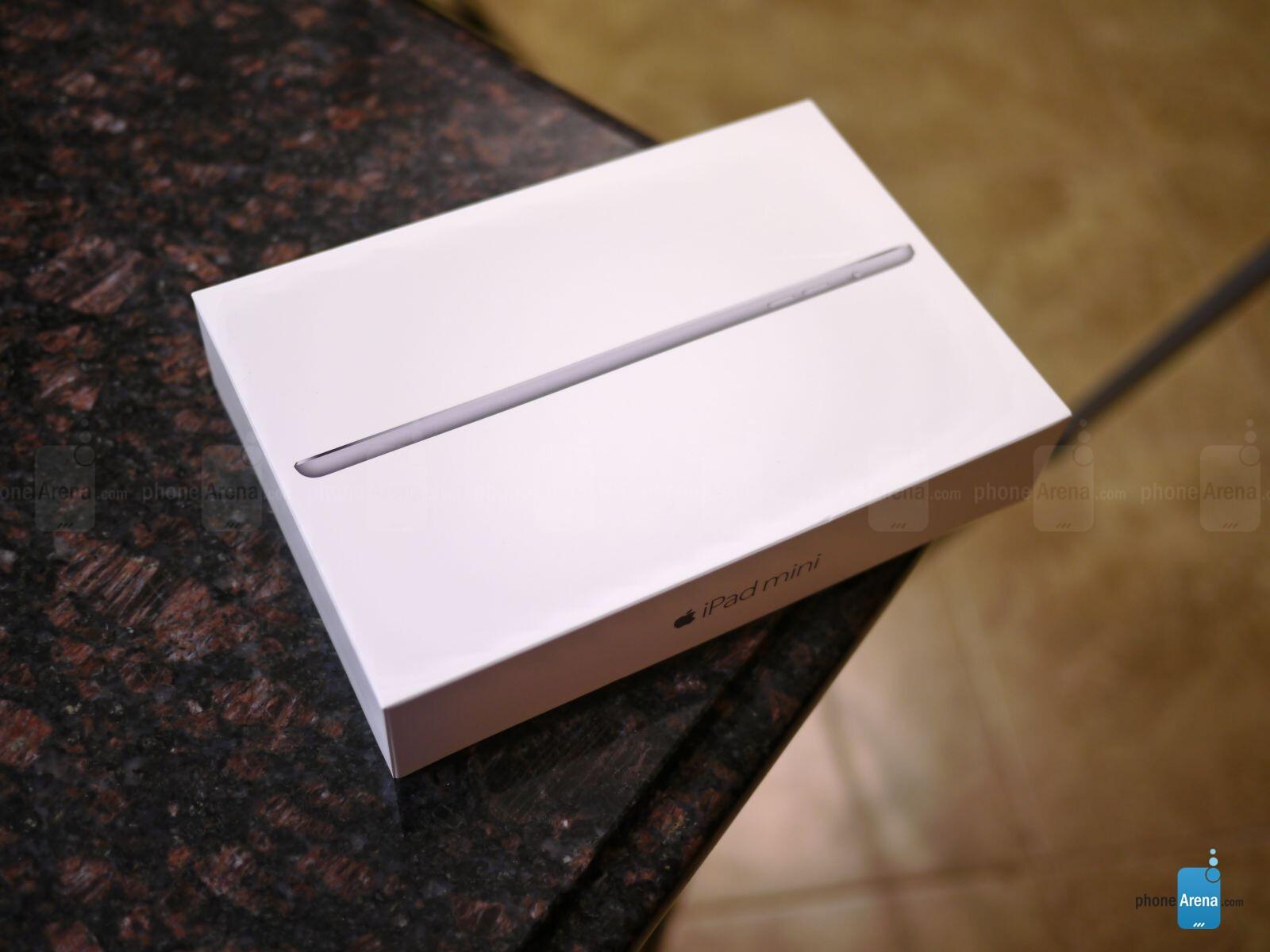 Apple Ipad 3 Box Apple Ipad Mini 3 Unboxing