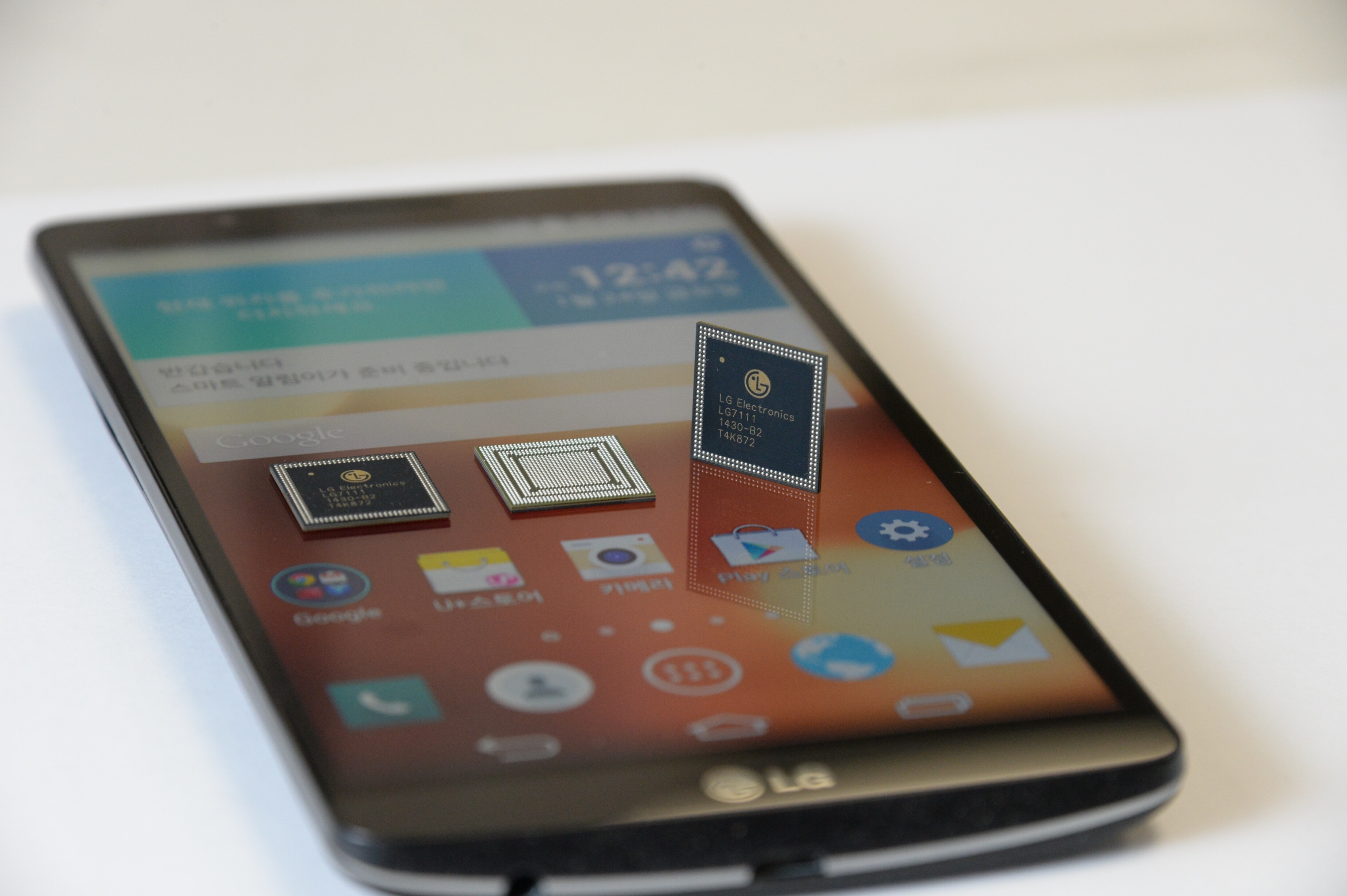 LG Announces Its Octa Core NUCLUN Processor Alongside The