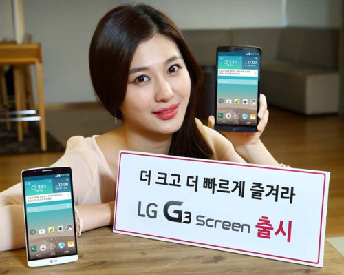 LG G3 Screen and the NUCLUN processor