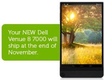Move over, iPad Air 2: Dell's Venue 8 7000 launches next month as the world's thinnest tablet
