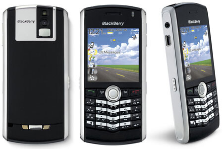 BlackBerry Pearl 8100 (2006, flagship)